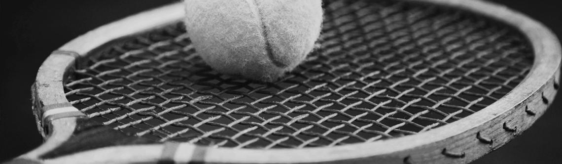 tennis in de fablo tennishal
